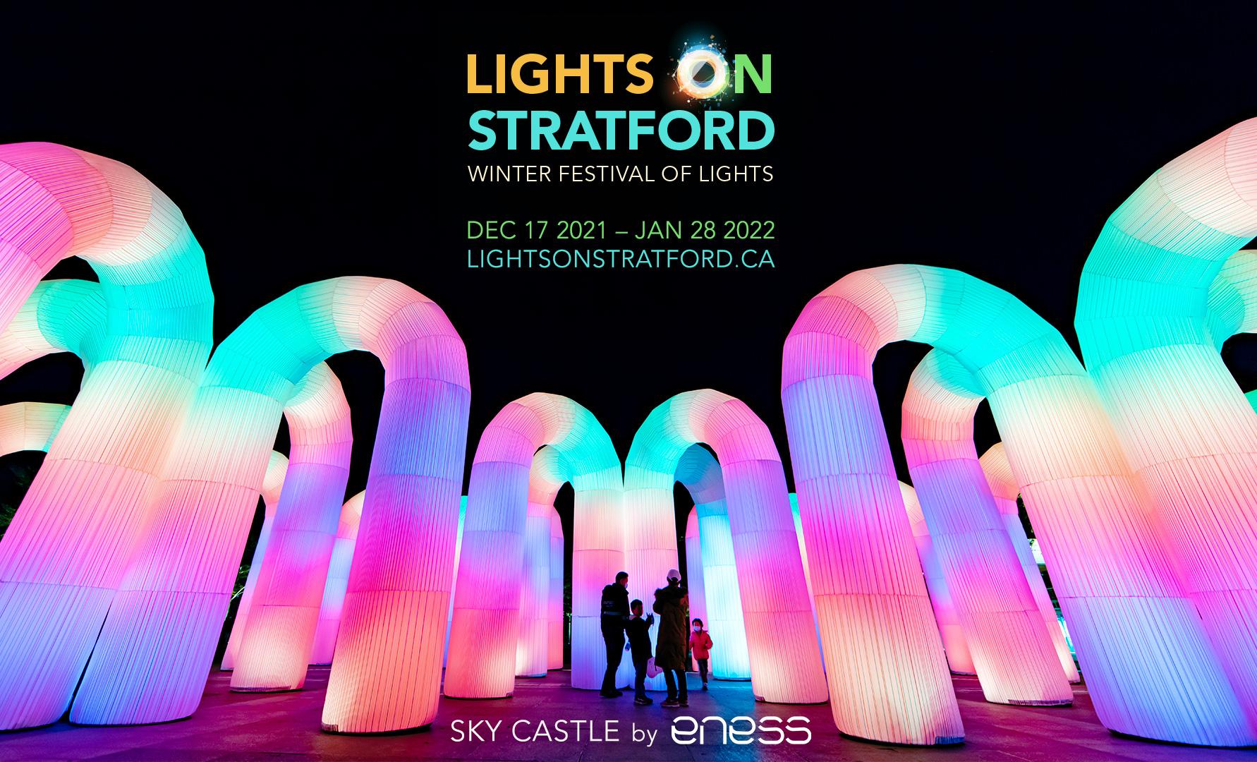 Sky Castle North American premiere at Lights On Stratford